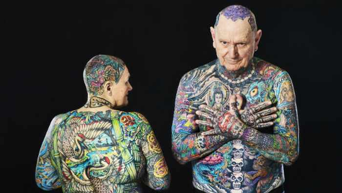 10 Pictures of the Most Tattooed Pensioners in the World -02