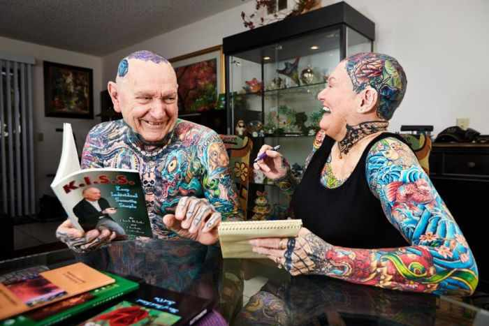 10 Pictures of the Most Tattooed Pensioners in the World -06