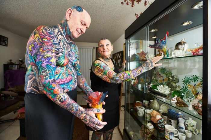 10 Pictures of the Most Tattooed Pensioners in the World -08