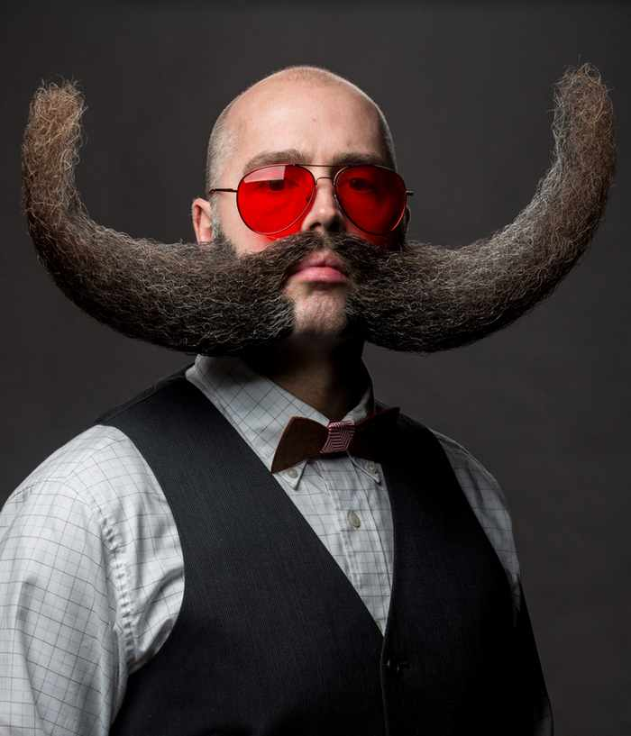 25 Most Epic Entries From 2016 National Beard And Moustache Competition -25