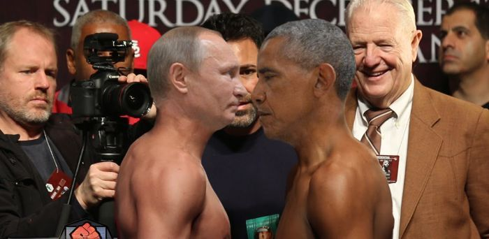 Obama And Putin's Hilarious Death Stare Gets Trolled By Photoshoppers-17