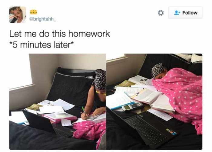 11 Honest Jokes That Will Relate to Any Student -07