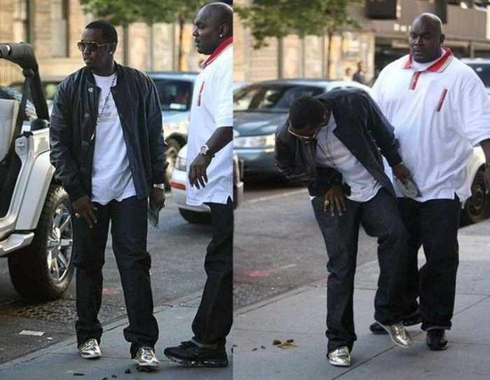 54 Funny Pictures of Celebrities Having a Bad Day -15