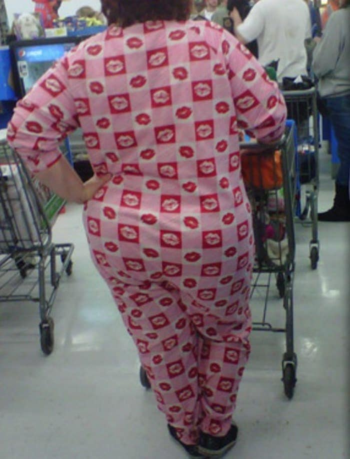 The 35 Funniest People Of Walmart Pictures of All Time -14