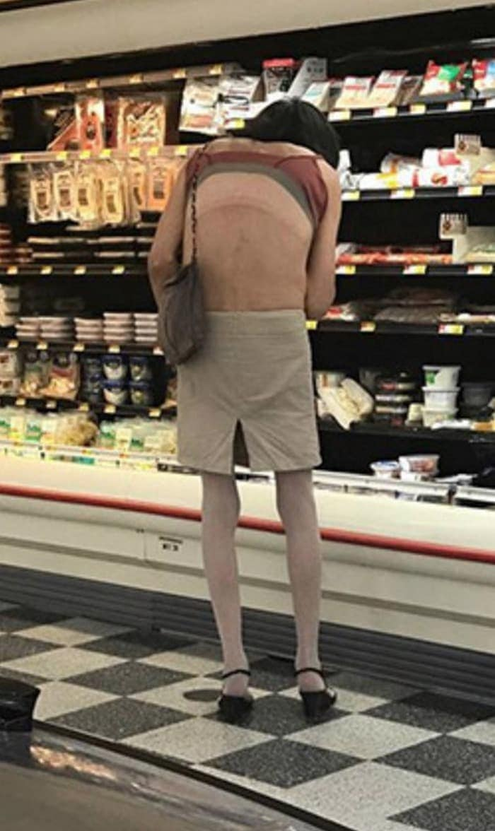 The 35 Funniest People Of Walmart Pictures of All Time -27