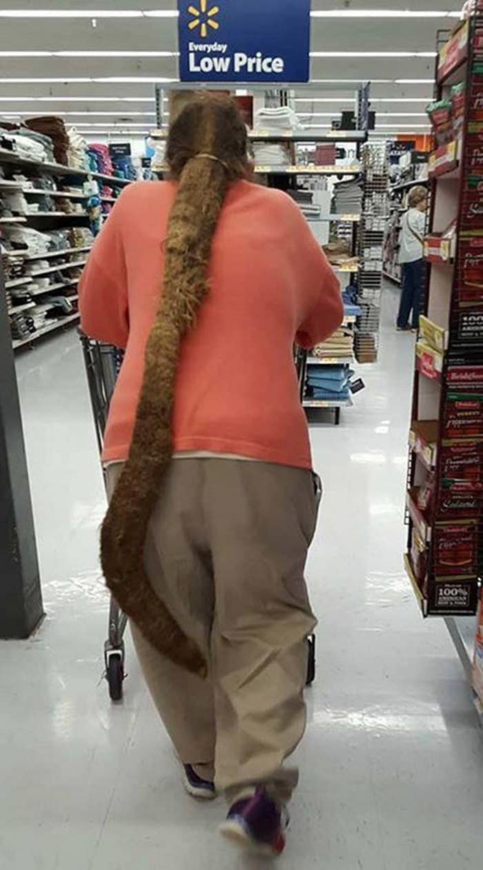 The 35 Funniest People Of Walmart Pictures of All Time -28