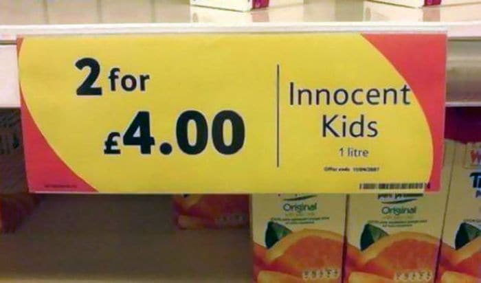 41 Funny Supermarket Fails That Are So Bad They are Almost Winning -02