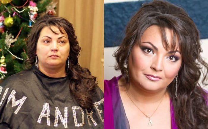 58 With and Without Makeup Pictures of Girls That Will Shock You - 54