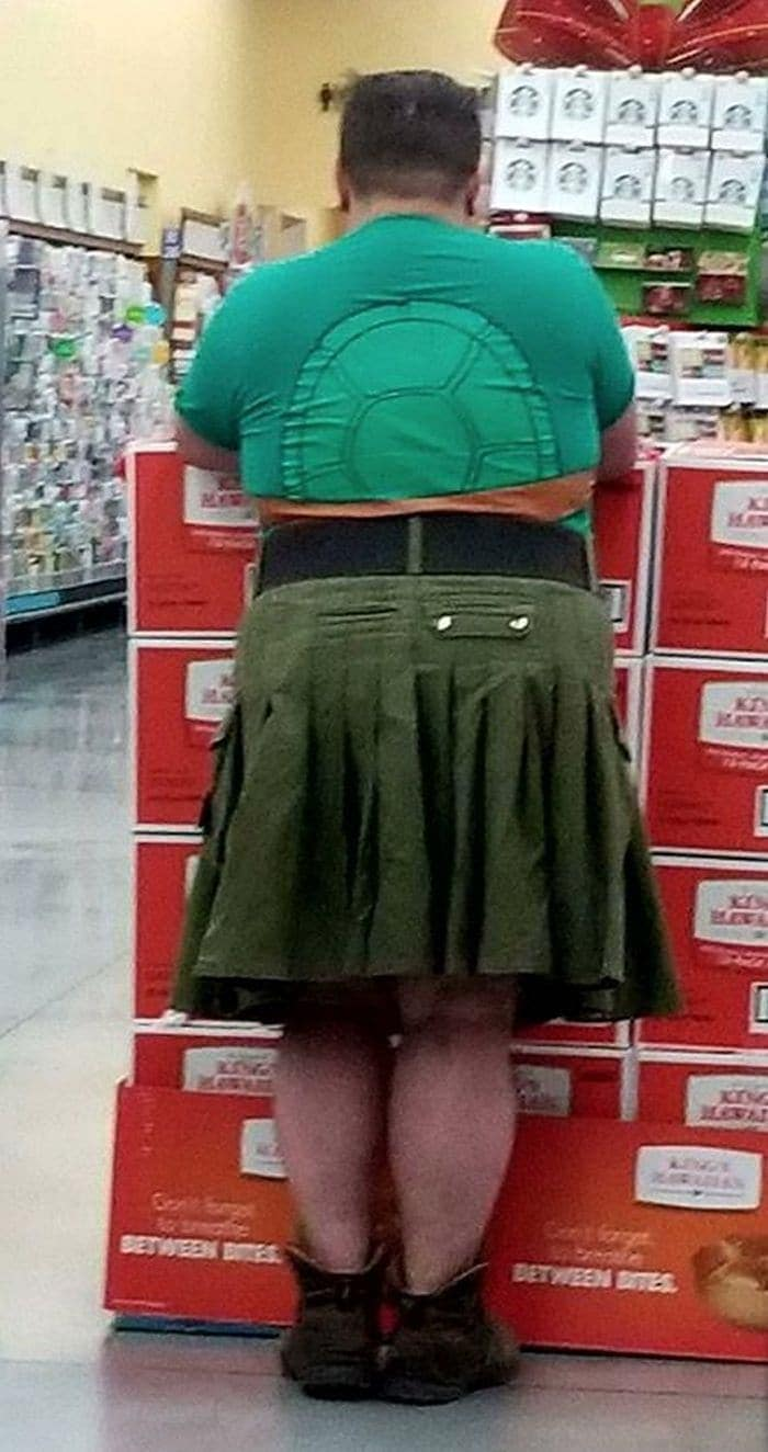 The  Weird People Of Walmart That Are On Another Level
