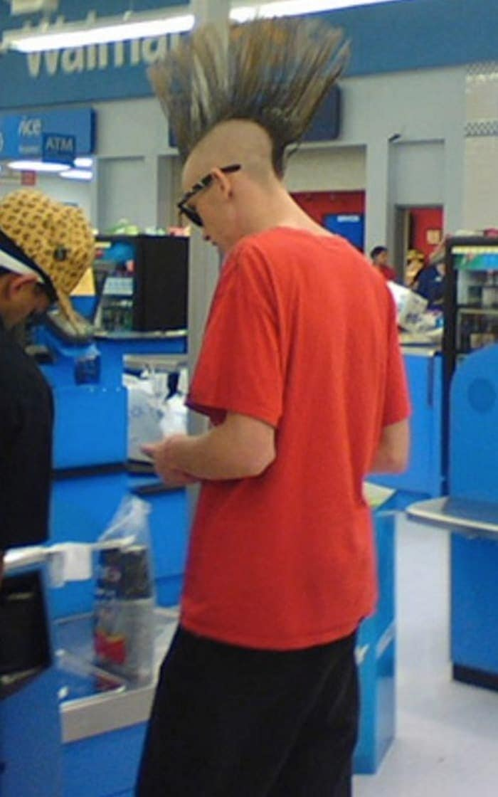 The 24 Weird People of Walmart That Are on Another Level -07