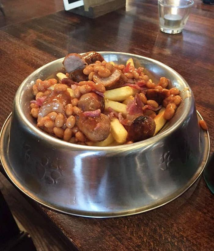 30 Funny Pictures of Serving of Dishes in Restaurants Will Blow Your Mind -20
