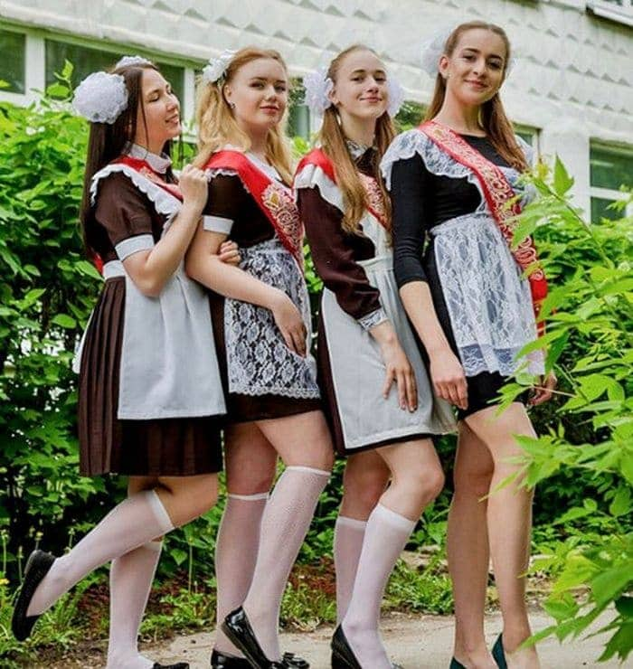 26 Funny Photos of Students Celebrating Graduation in Russia Will Blow Your Mind -18