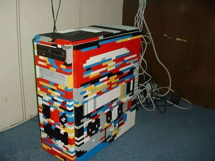 32 Mind-blowing Original Designs From Lego Bricks Will Blow Your Mind -27