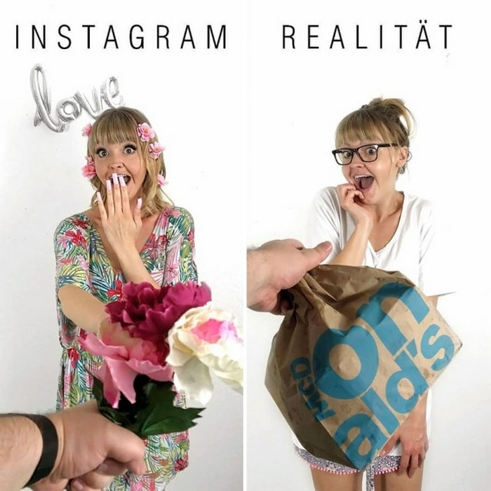 24 Instagram Vs Reality Photos By German Artist Will Blow Your Mind-05