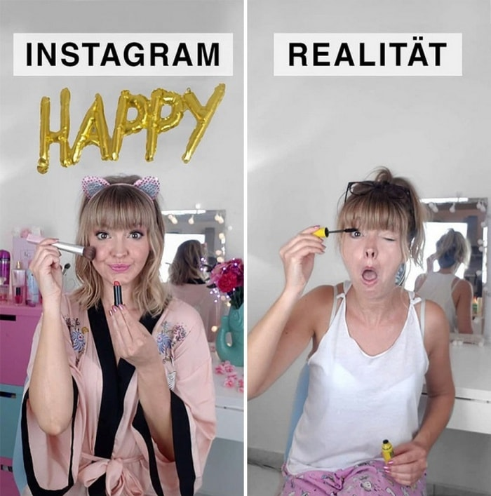24 Instagram Vs Reality Photos By German Artist Will Blow Your Mind-06