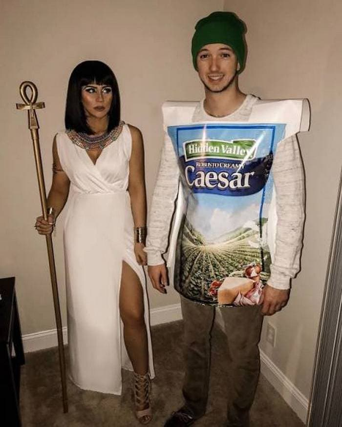 45+ Mind-blowing Halloween Costume Ideas-14