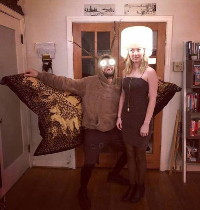 45+ Mind-blowing Halloween Costume Ideas-16