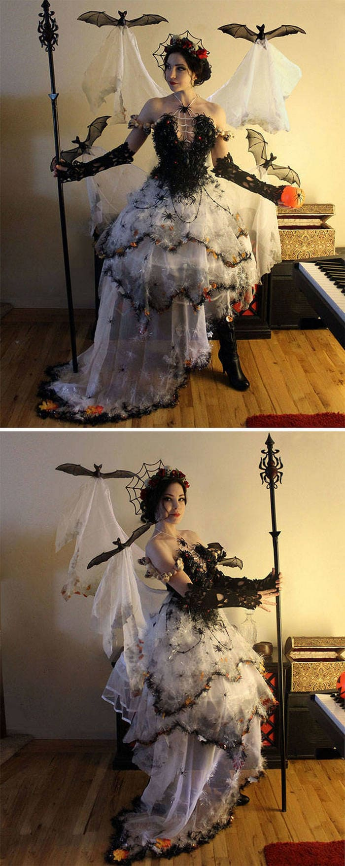 45+ Mind-blowing Halloween Costume Ideas-46