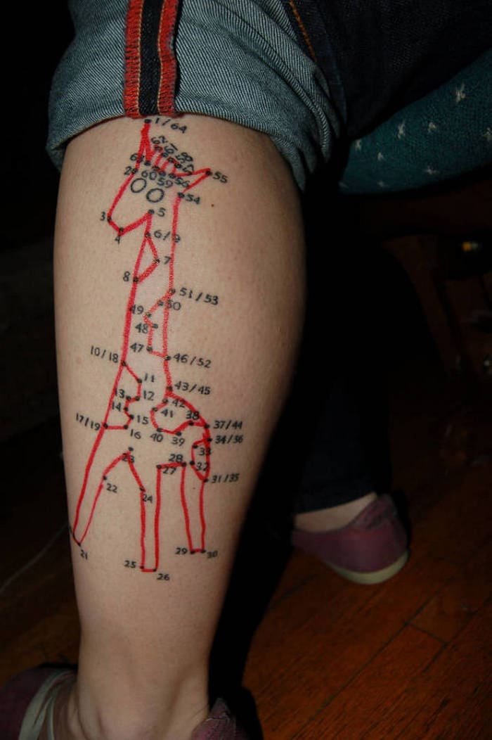 19 Clever Tattoos That Will Actually Make You Laugh-19