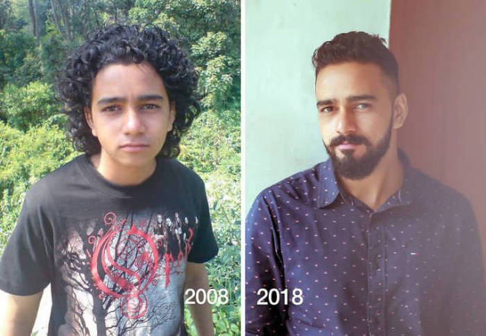 The Best of 10YearChallenge Pics That Will Blow Your Mind (32 Pics)-11