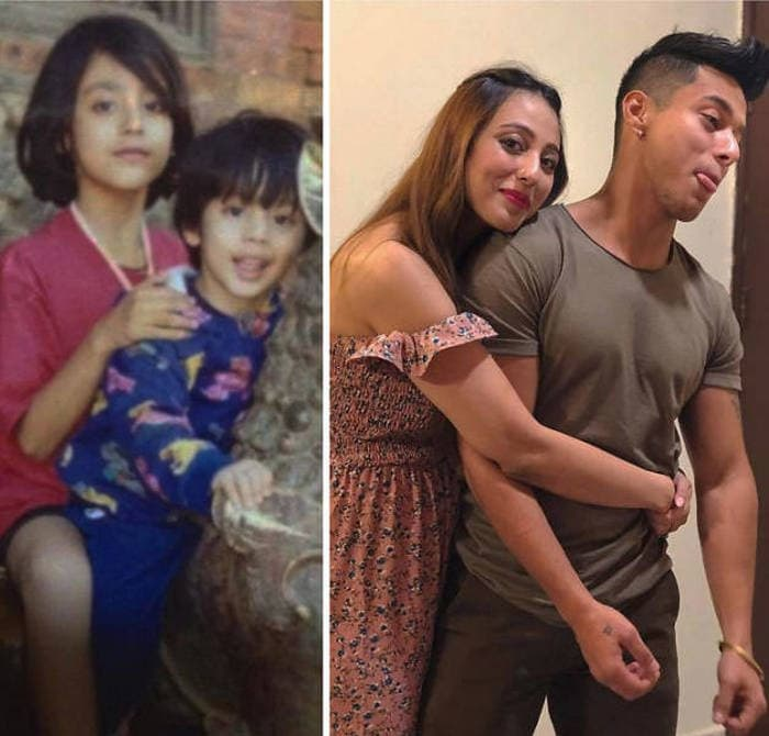 The Best of 10YearChallenge Pics That Will Blow Your Mind (32 Pics)-15