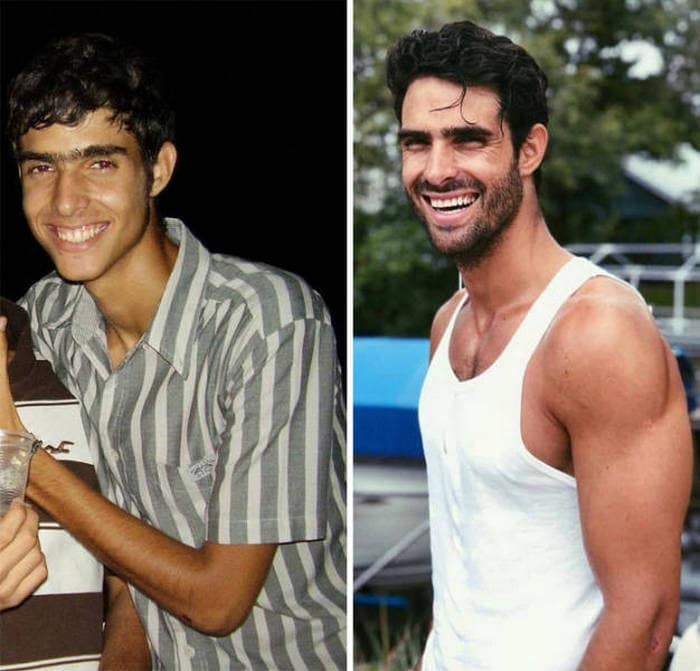 The Best of 10YearChallenge Pics That Will Blow Your Mind (32 Pics)-19