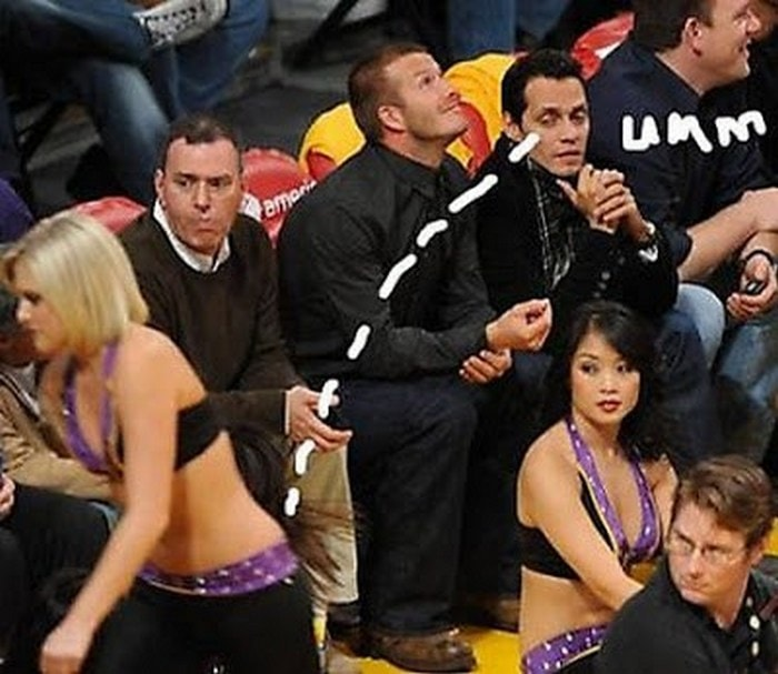 Awkward Pics Of Celebrities That Caught Staring (27 Pics)-03