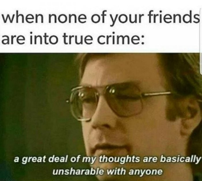 29 Best Crime TV Shows Memes Of The Day-16