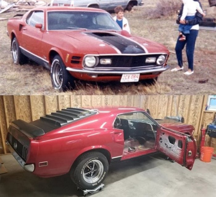 Cars Before And After Restorations (31 Photos)-10