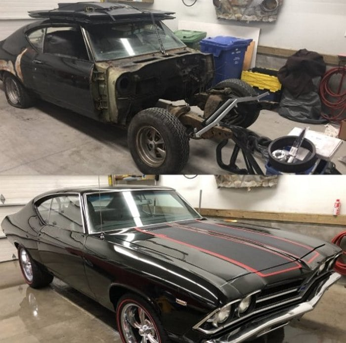Cars Before And After Restorations (31 Photos)-13
