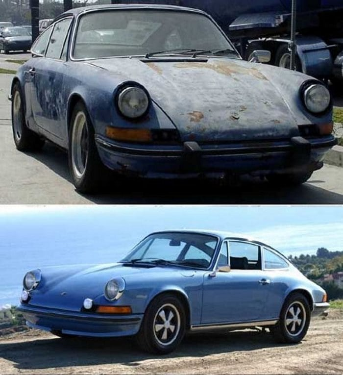 Cars Before And After Restorations (31 Photos)-14