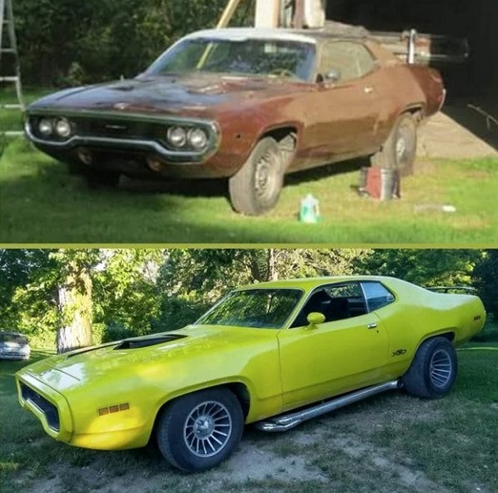 Cars Before And After Restorations (31 Photos)-15