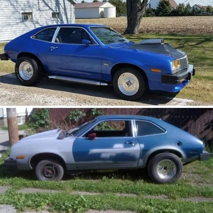 Cars Before And After Restorations (31 Photos)-17