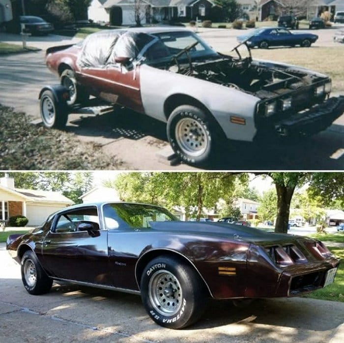 Cars Before And After Restorations (31 Photos)-23