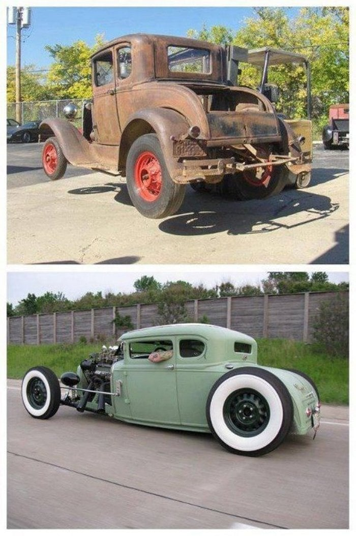 Cars Before And After Restorations (31 Photos)-30