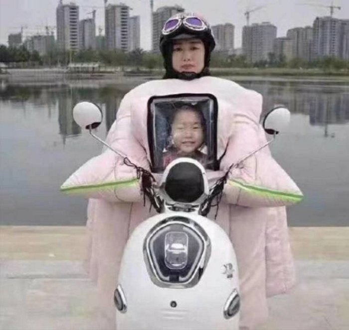 40+ Only In Asia Photos That Will Make You LOL-10
