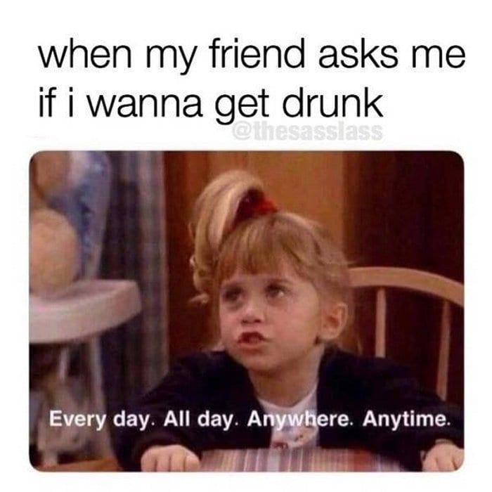 51 Hilarious Alcohol Memes For Anyone Who Has A Borderline Drinking Problem-16