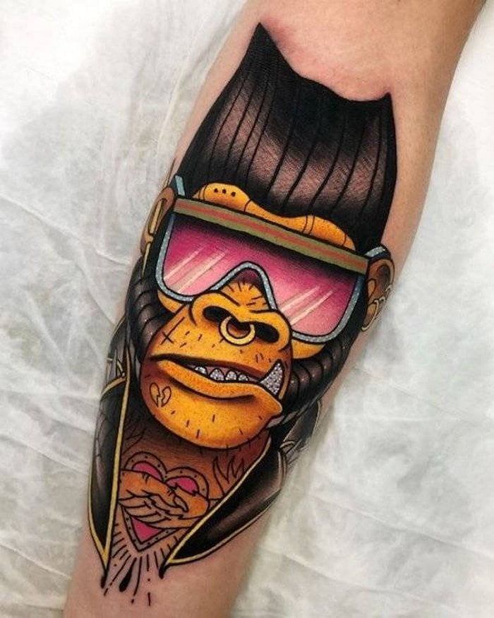 The 52 Great Tattoos For Boys And Girls-39