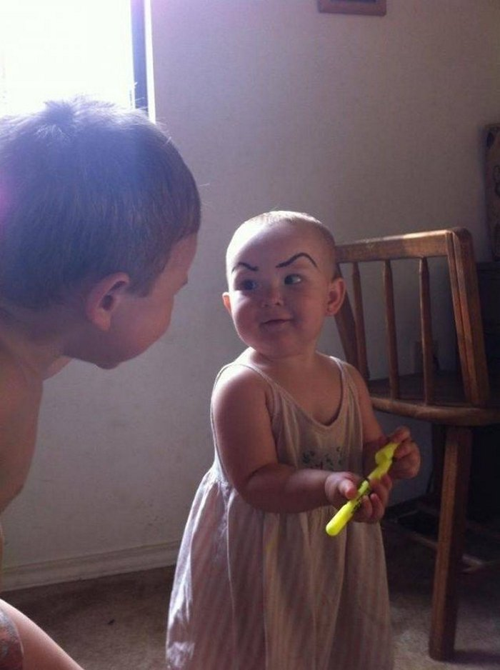Parenting At Glance (17 Funny Pics)-08
