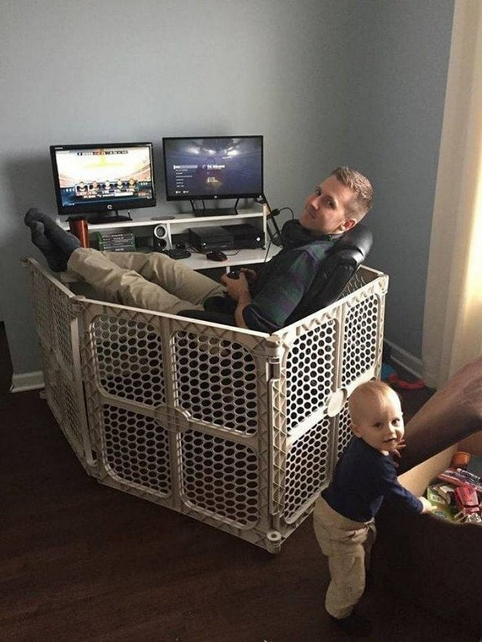 Parenting At Glance (17 Funny Pics)-14