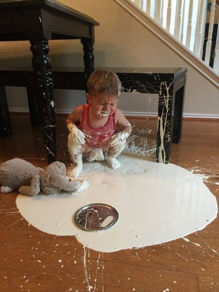 Parenting At Glance (17 Funny Pics)-17