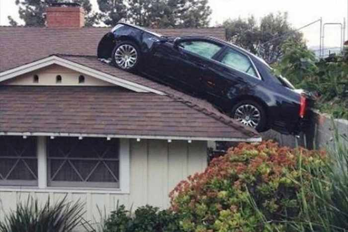 The Worst Driving Fails Ever That Will Make You Laugh (23 Pics)-13