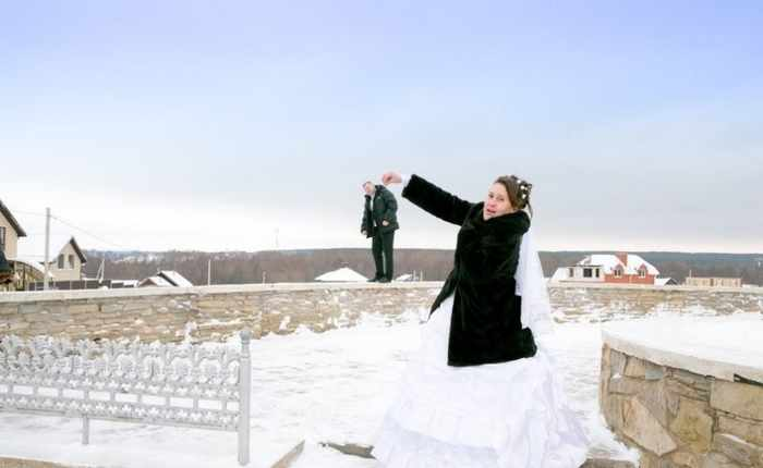 Worst Russian Wedding Photos That Are Too Awkward To Handle (40 Pics)-02