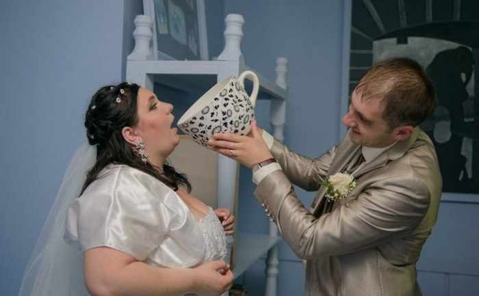 Worst Russian Wedding Photos That Are Too Awkward To Handle (40 Pics)-03