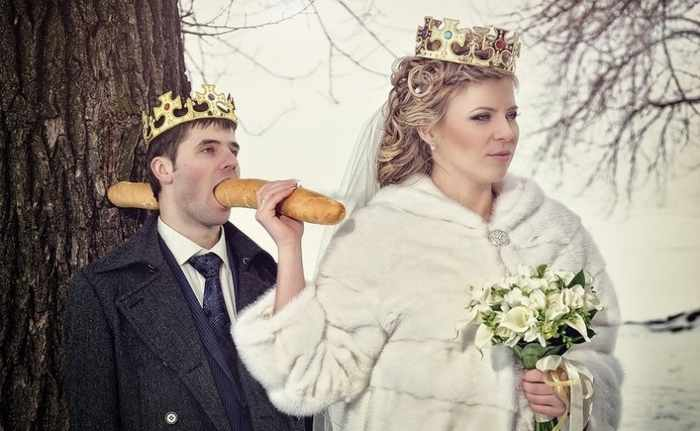 Worst Russian Wedding Photos That Are Too Awkward To Handle (40 Pics)-29