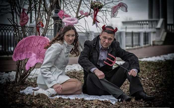 Worst Russian Wedding Photos That Are Too Awkward To Handle (40 Pics)-31